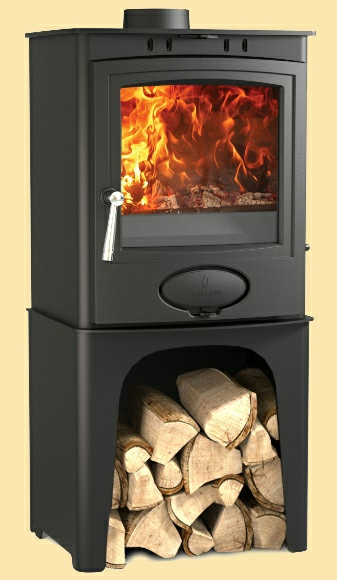 Ryedale Stoves - Aarrow Ecoburn Plus 5