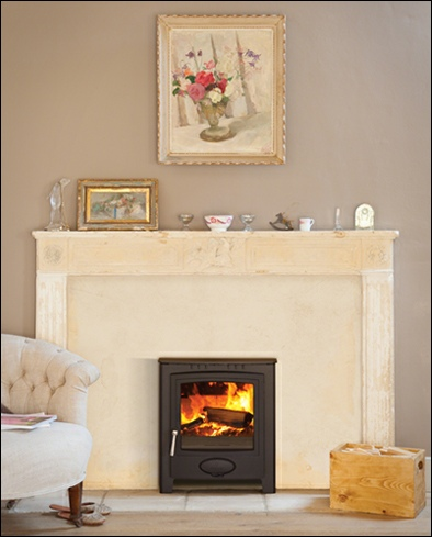 Ryedale Stoves - Aarrow Ecoburn Plus 7 Inset