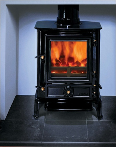 Stovax Stoves - Stockton Brunel 1A