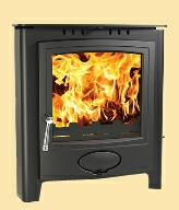 Arada Stoves - Aarrow Ecoburn Plus 5 Inset