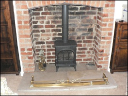 Ryedale Stoves - Installations